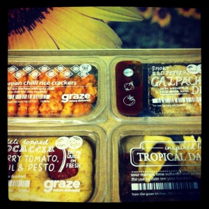 Nature Delivered Graze Box