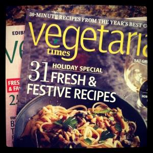 Vegetarian Times, $14.95