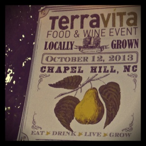 """Eat. Drink. Live. Grow."" The motto behind this inspirational, sustainable, local-love North Carolina Food & Wine Festival."