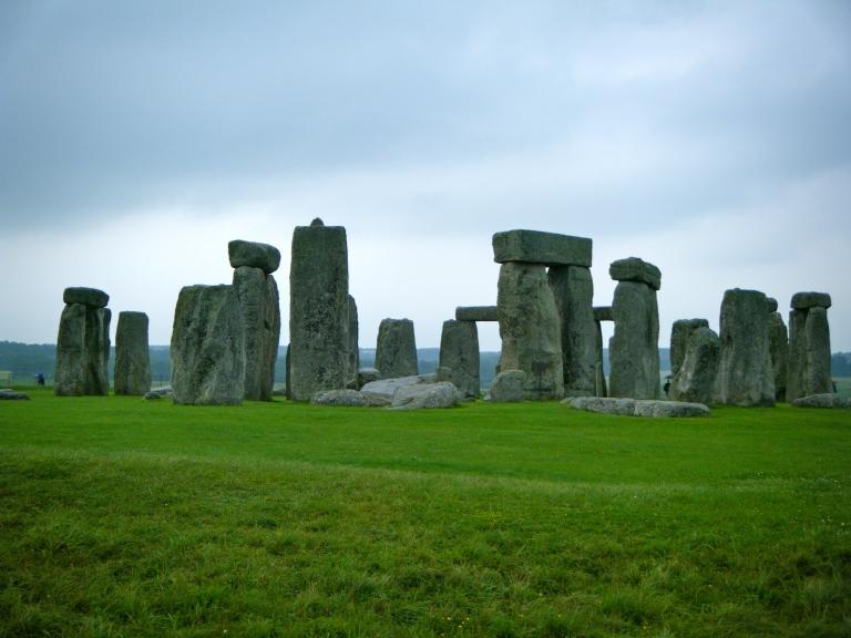 Stonehenge.— Amesbury, United Kingdom.