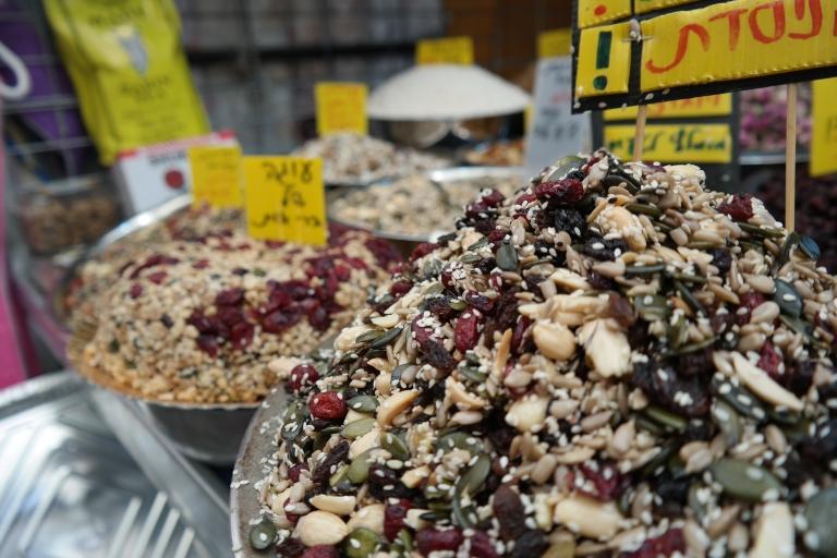 Mahane Yehuda, Spice Market. — in Jerusalem, Israel.